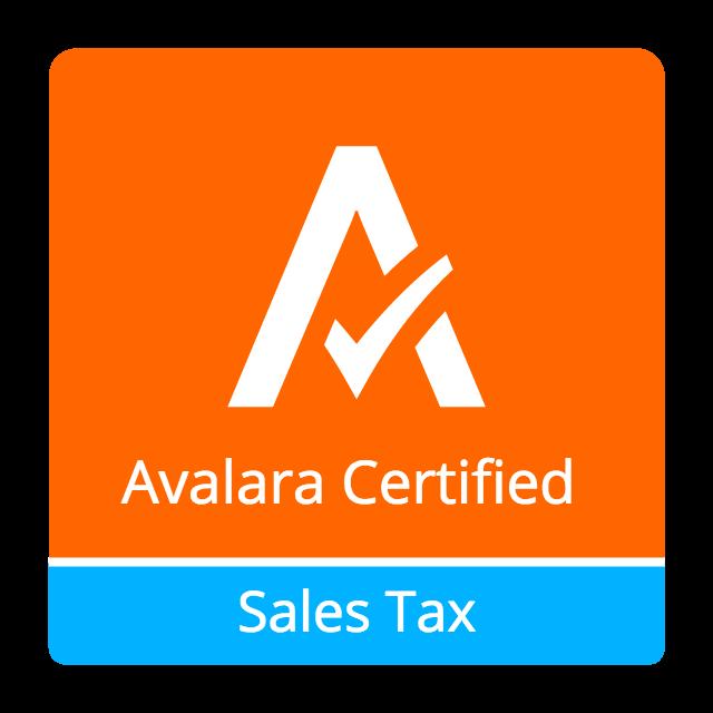 Sales Tax Certification