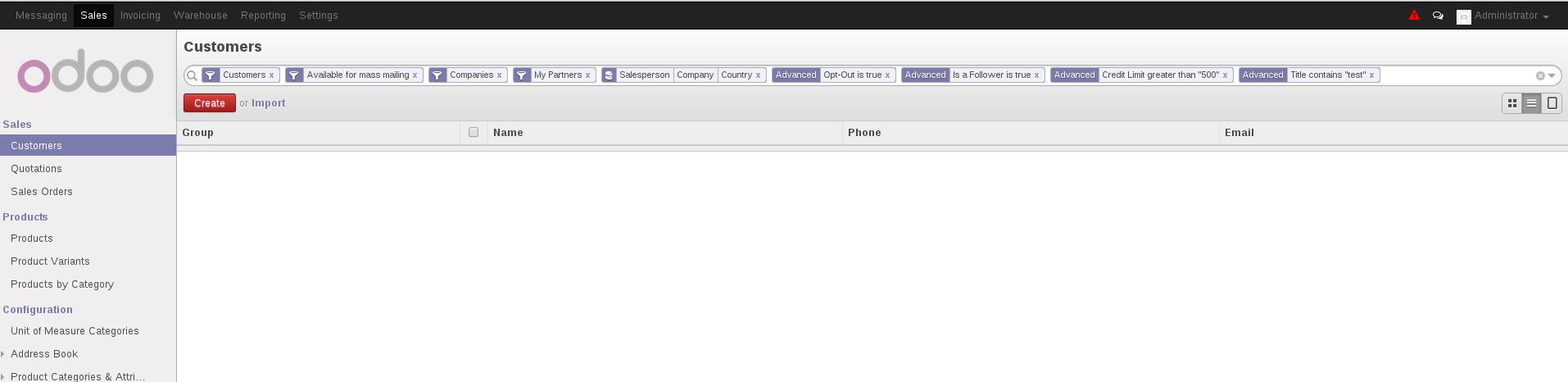 Searchbar over full screen width