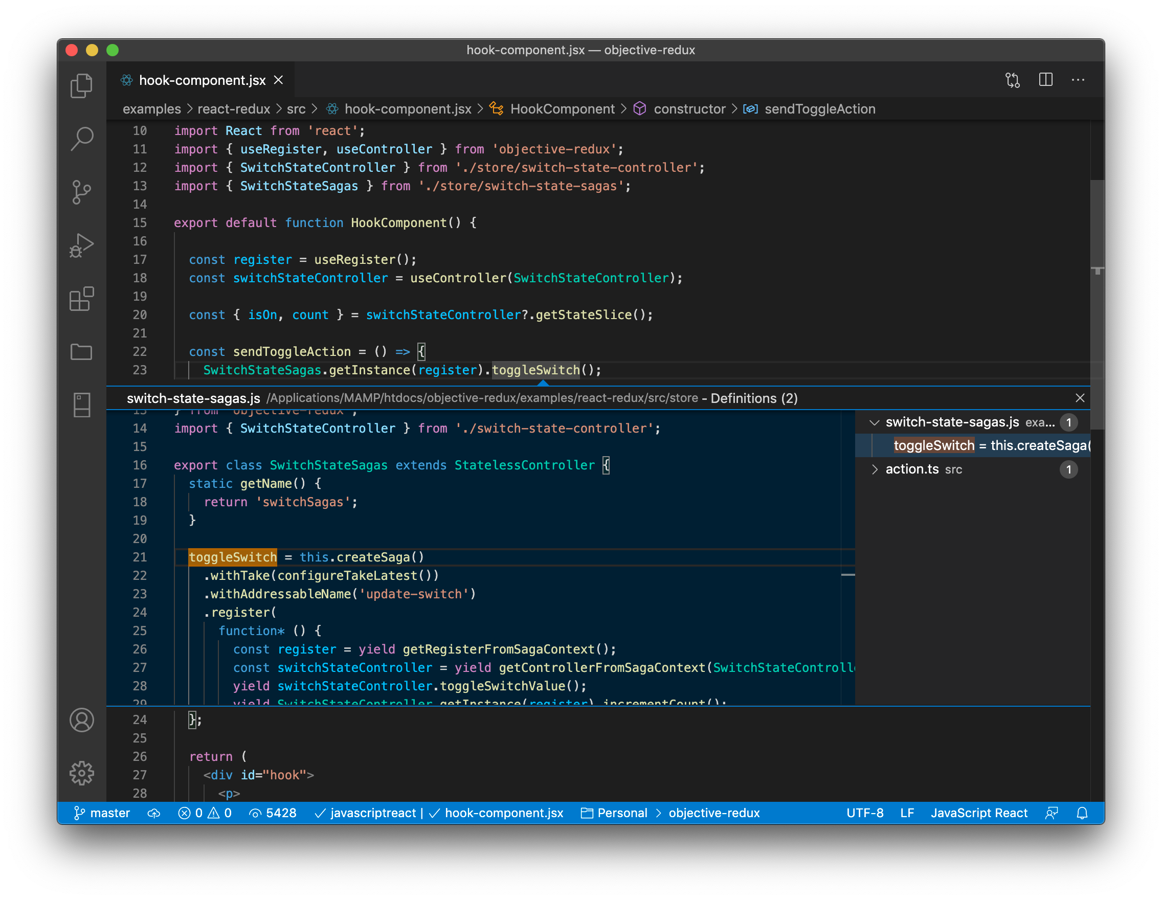 Debugging in VS Code