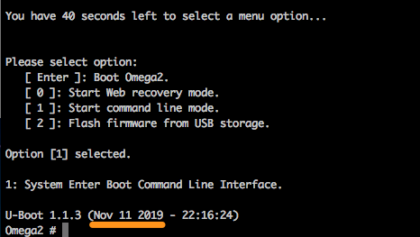 bootloader-command-line