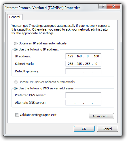 ethernet-flash-ip-setting