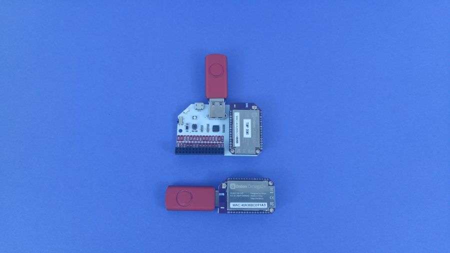 Usb Flashing Components