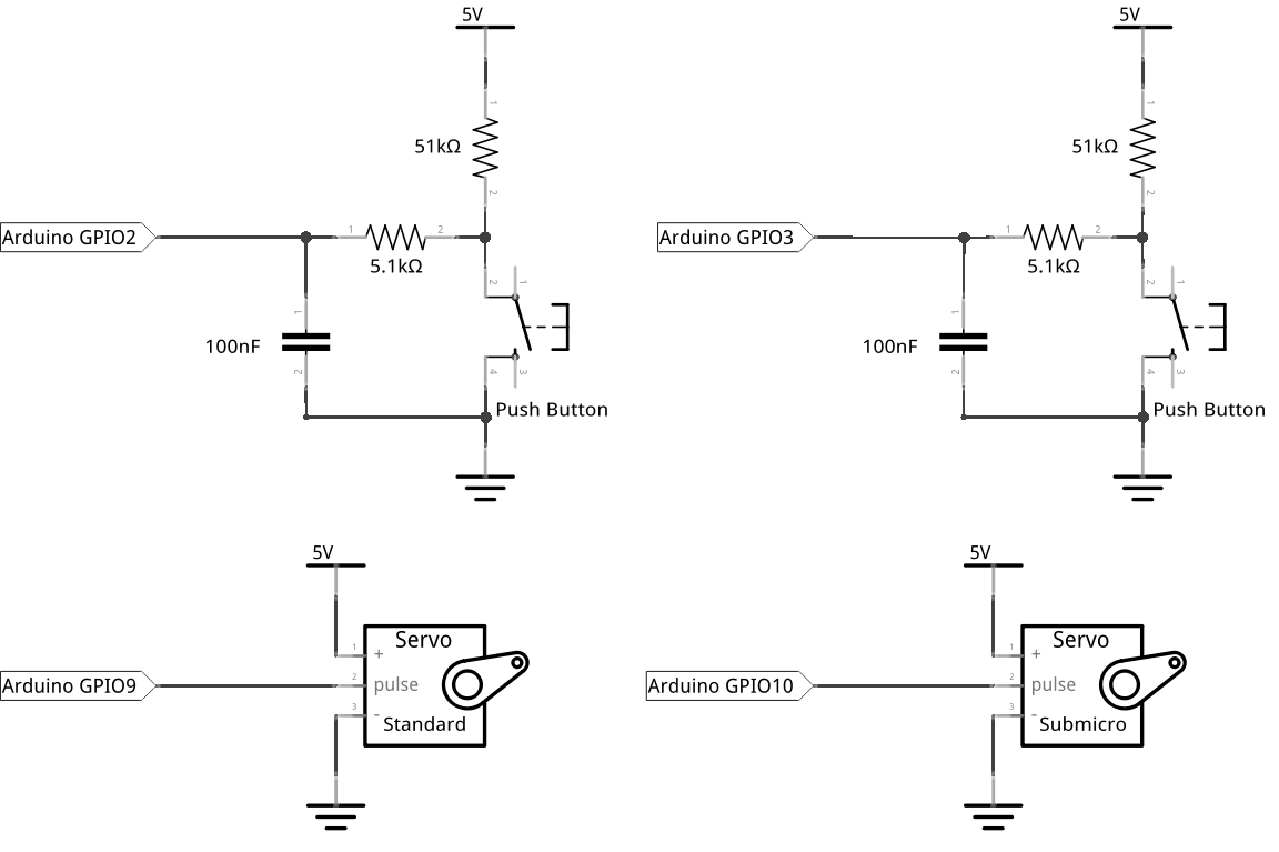 Onion Omega2 Arduino Dock Starter Kit Pulse Width Modulator Circuit Position Can Be Easily Servo Diagram