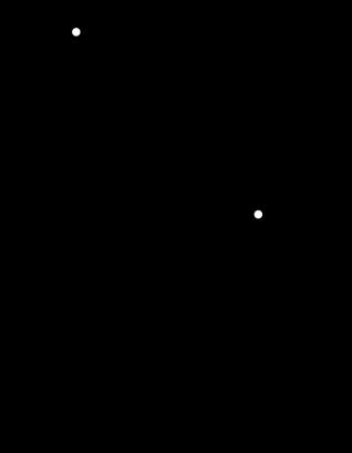 A resistor based voltage divider