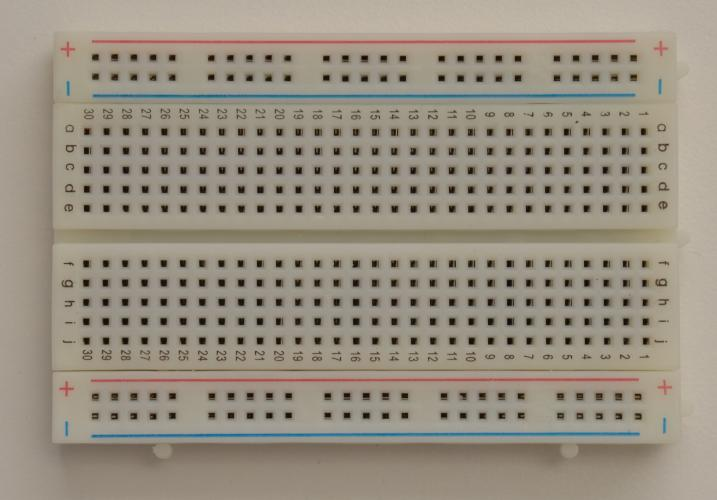 This is a breadboard