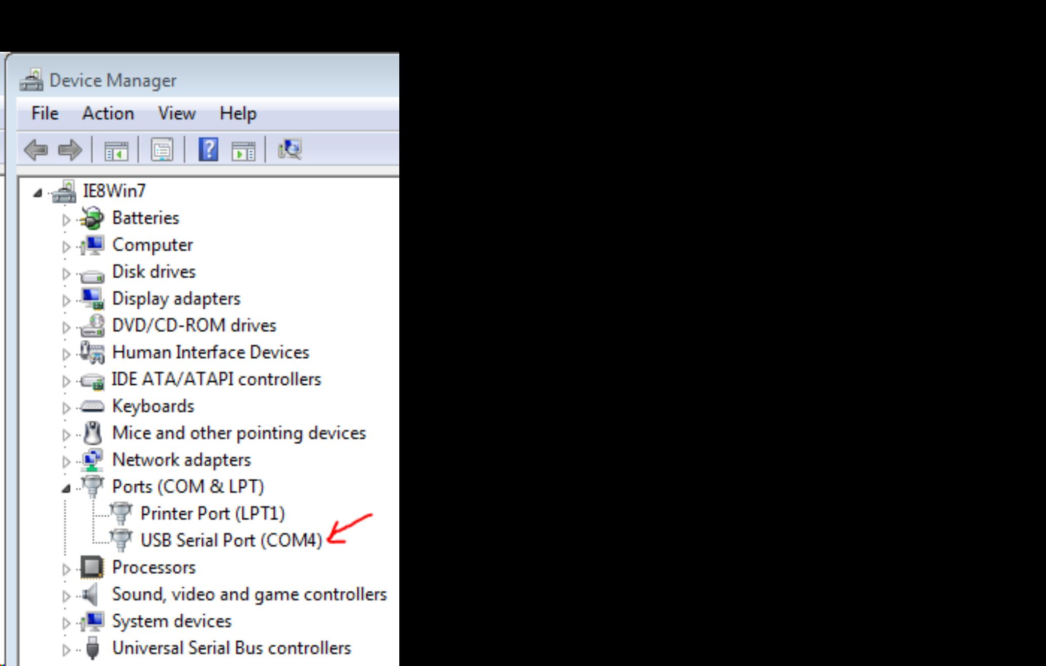 OpenBCI on Windows   OpenBCI Documentation