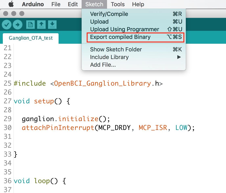 Ganglion Programming Tutorial | OpenBCI Documentation
