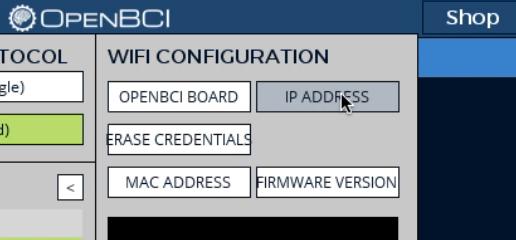 Wifi Getting Started Guide | OpenBCI Documentation