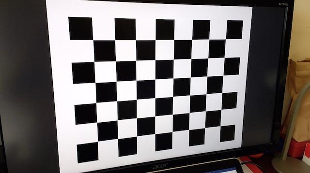 chessboard shot
