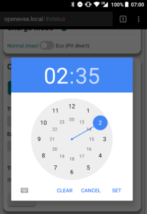 android-clock