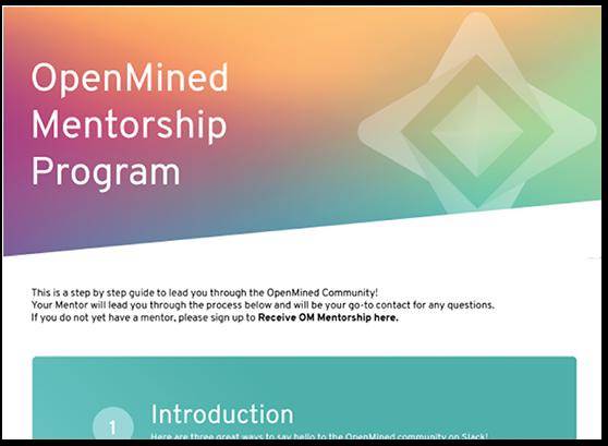 Mentorship Program Thumbnail