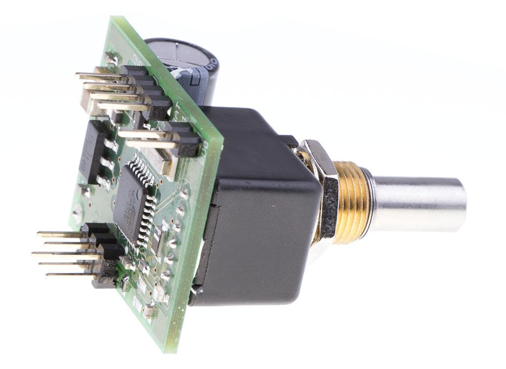 ServoEncoder PCB