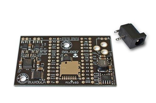 Photo of Audioblock App Board