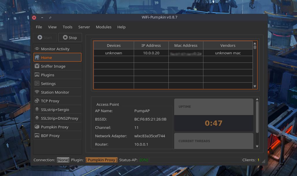 Github P0cl4bs Wifi Pumpkin Framework For Rogue Wi Fi Access