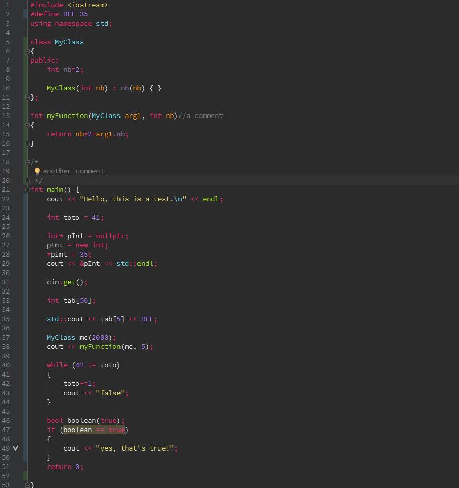 GitHub - JosephCaillet/monokai-clion: Monokai color sheme for