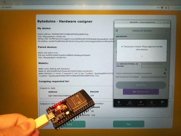 hardware-cosigner