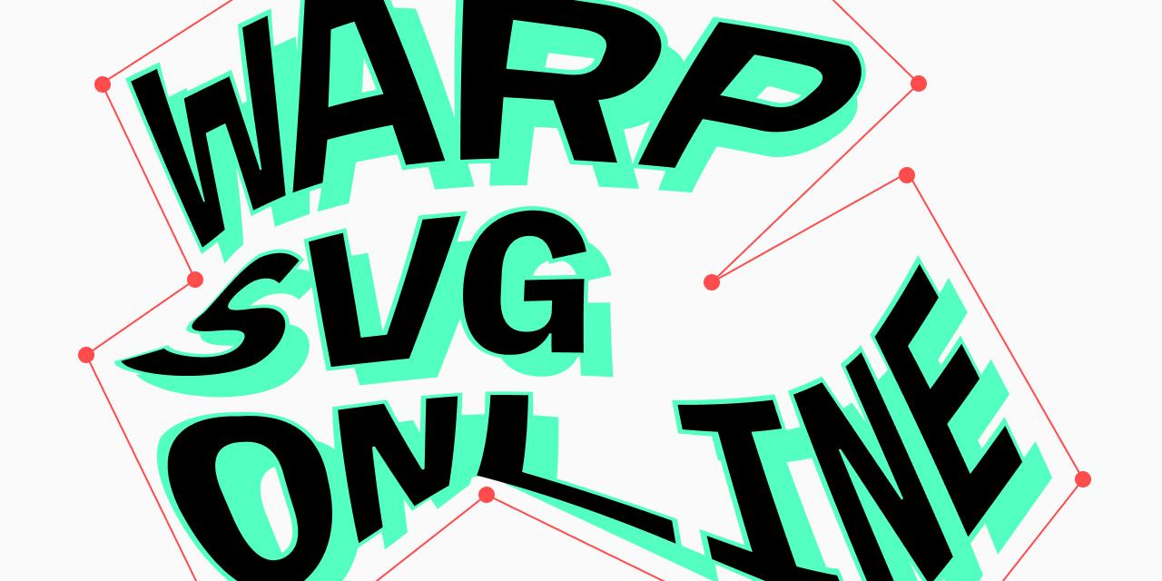 Warp SVG Online