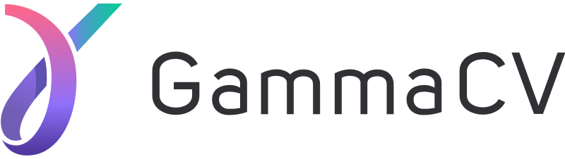 GammaCV Logo