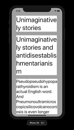 WordWrapLabel