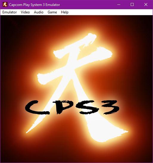 Emulator cps3emulator · PhoenixInteractiveNL