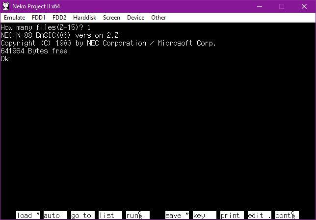 Emulator nekoprojectii · PhoenixInteractiveNL