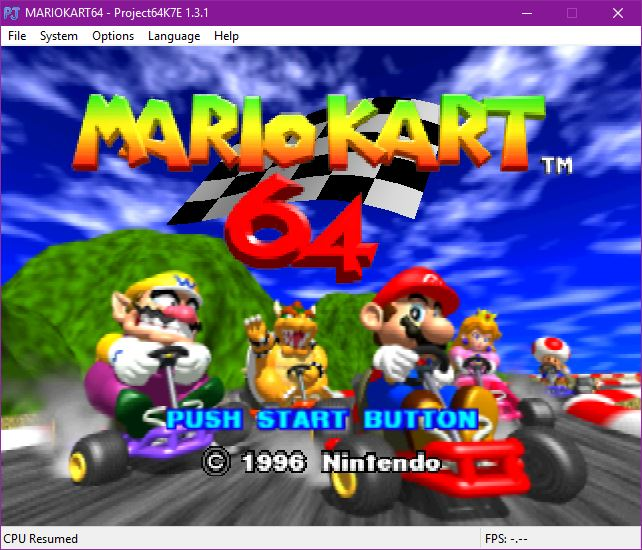 DESCARGAR ROMS PARA PROJECT64K7E