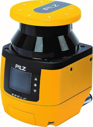 PILZ safety laser scanner
