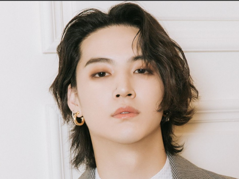 Portait of JB (제이비) or Im Jae Beom (임재범)