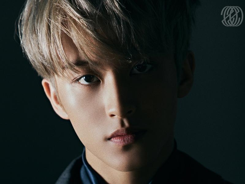 Portait of Mark (마크) or Lee Min Hyung (이민형)