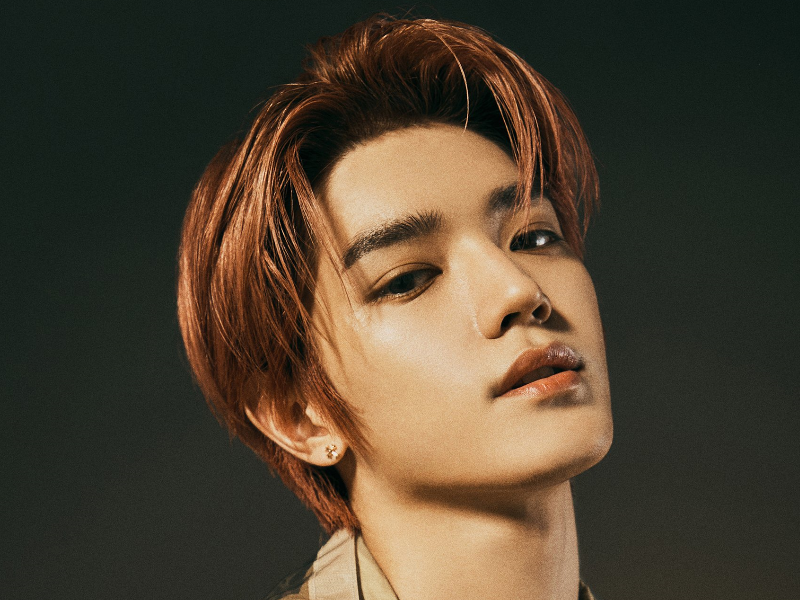 Portait of Taeyong (태용) or Lee Taeyong (이태용)