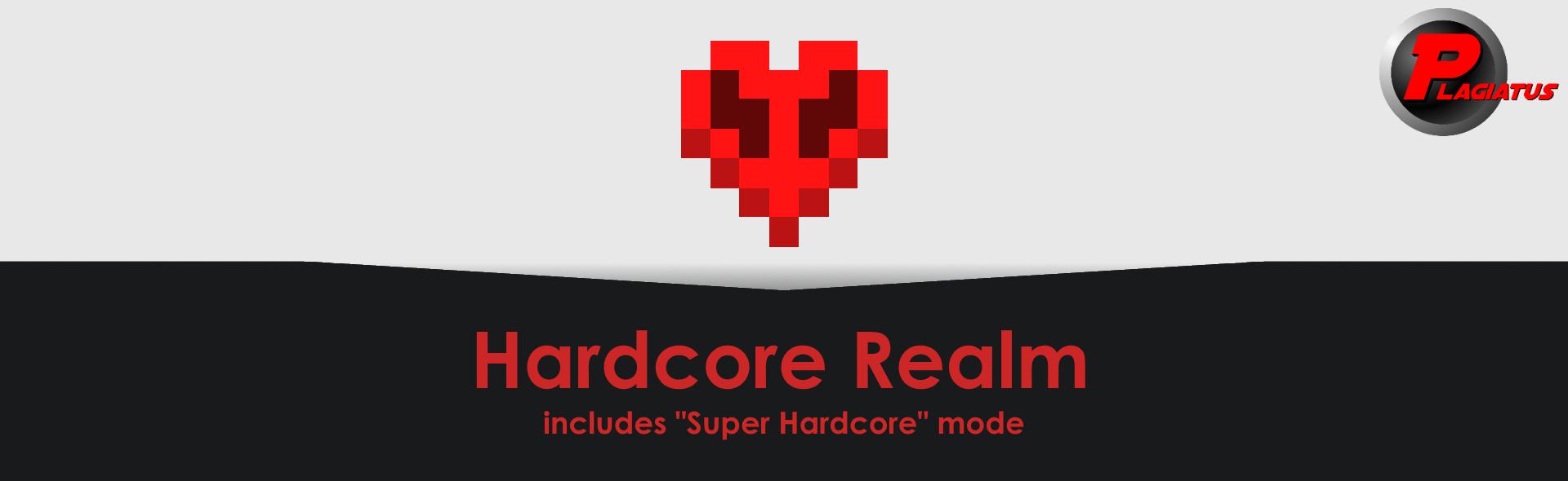 Hardcore Realm Banner