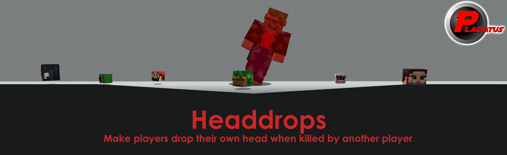 Headdrops Banner