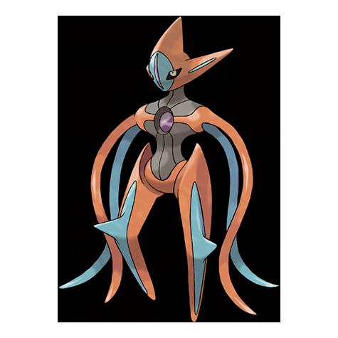 Pokémon deoxys-attack