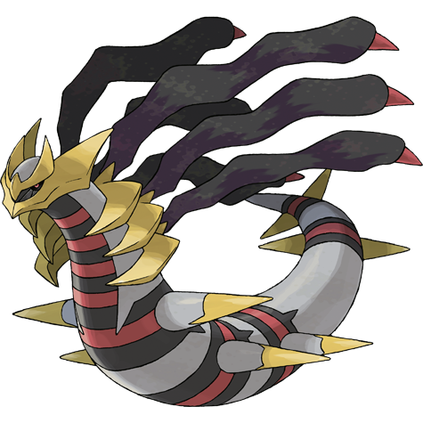 Pokémon giratina-origin