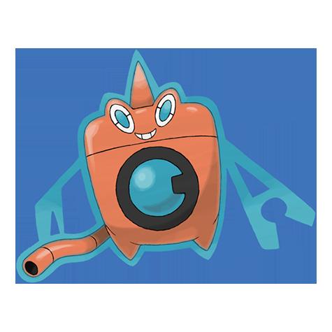 Pokémon rotom-wash