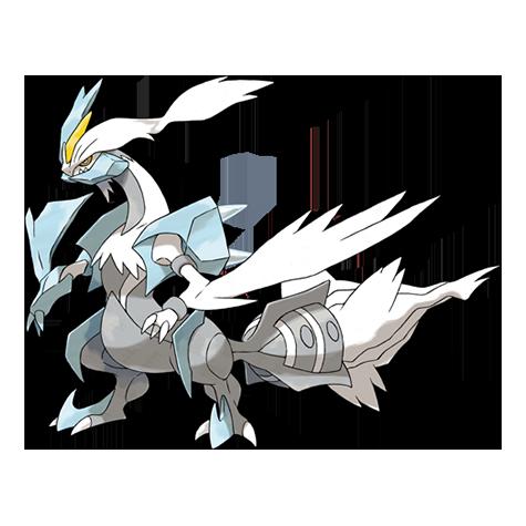 Pokémon kyurem-white