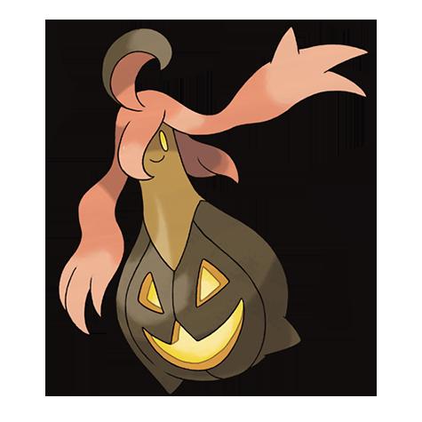 Pokémon gourgeist-large