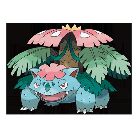 Pokémon venusaur-mega