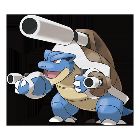 Pokémon blastoise-mega