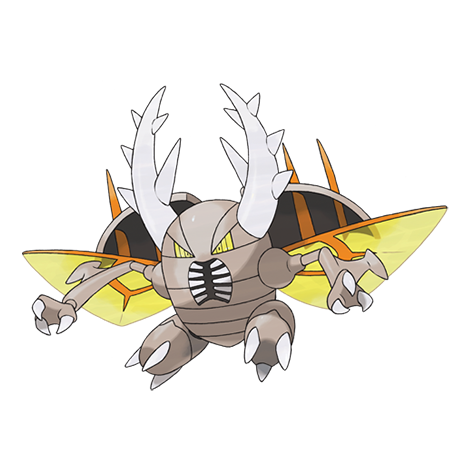 Pokémon pinsir-mega