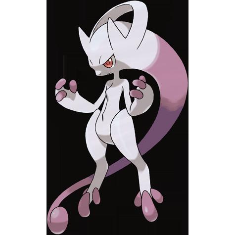 Pokémon mewtwo-mega-y