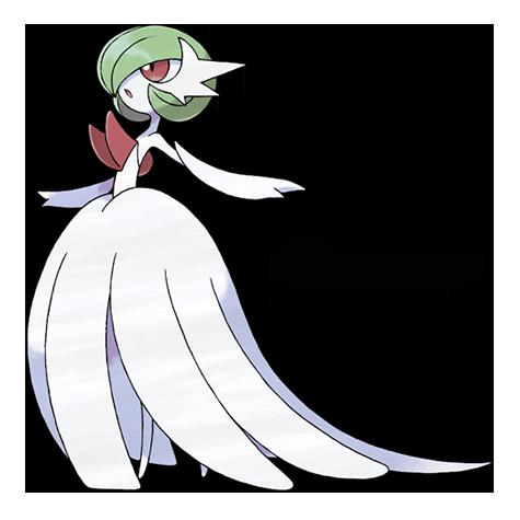 Pokémon gardevoir-mega