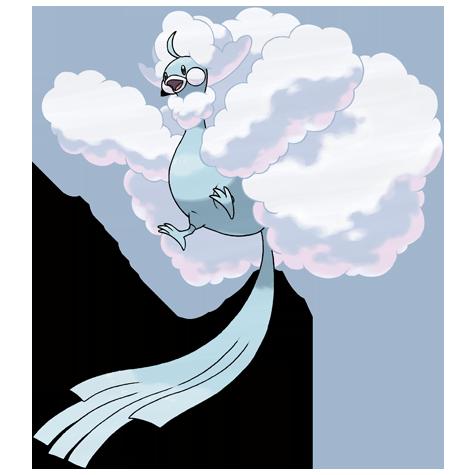 Pokémon altaria-mega