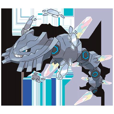 Pokémon steelix-mega