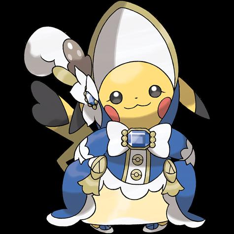 Pokémon pikachu-belle