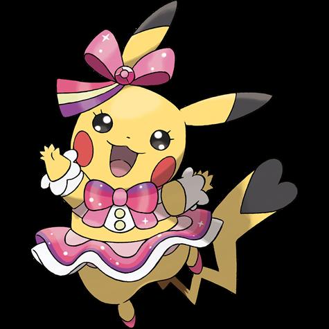 Pokémon pikachu-pop-star