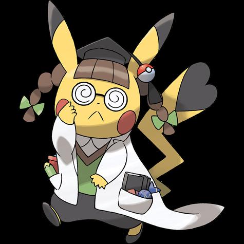 Pokémon pikachu-phd
