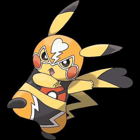 Pokémon pikachu-libre
