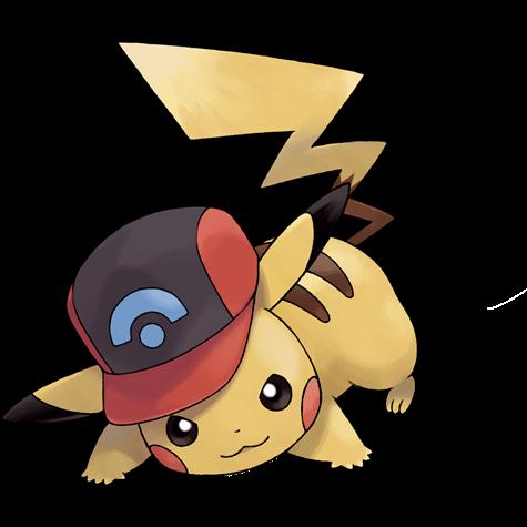 Pokémon pikachu-sinnoh-cap