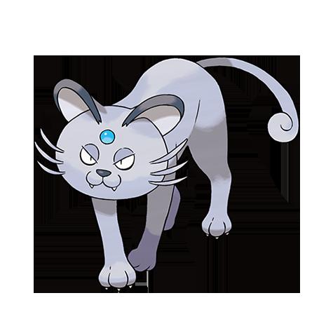 Pokémon persian-alola